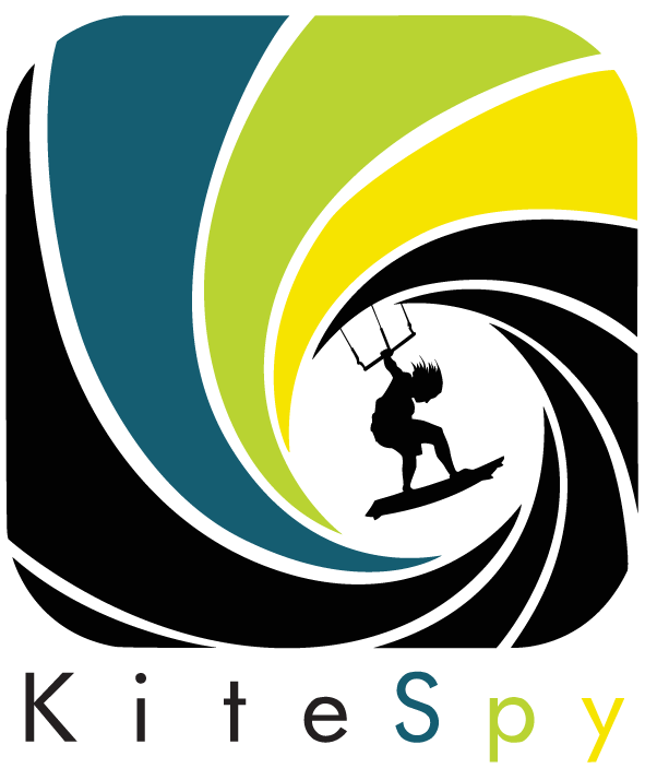 KiteSpy logo icon and text